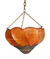 Orange Color Henna Lantern HL004
