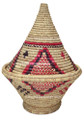 2-Piece Handmade Tajine Styled Basket HD116