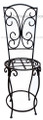 Wrought Iron Stool IC22