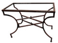 Wrought Iron Table Base TB9