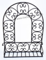 Wrought Iron Wall Shelf - IP009