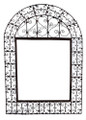 Wrought Iron Mirror Frame - IP016