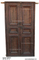 Hand Carved Wooden Door CWD002