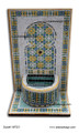 Mosaic Tile Straight Top Water Fountain - MF501