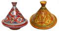 Moroccan Ceramic Tajine - TJ011