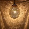Hanging Brass Lantern - LL094