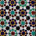Moroccan Mosaic Tile - TM026