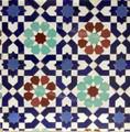 Moroccan Mosaic Tile - TM025