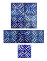 Moroccan Hand Painted Tiles - CT025
