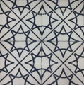 Hand Painted Floor Tile - CT061