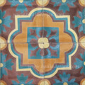 Moroccan Mosaic Cement Floor Tile - CT062