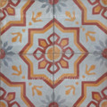 Moroccan Mosaic Cement Floor Tile - CT064