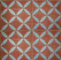 Moroccan Mosaic Cement Floor Tile - CT065