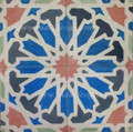Traditional Moroccan Cement Tile - CT069