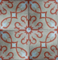 Traditional Moroccan Cement Tile - CT072