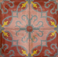 Hand Painted Cement Tiles - CT073