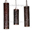 Cylinder Shaped Hanging Lantern - LIG171