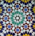 Moroccan Mosaic Floor Tile - TM035