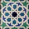 Moroccan Mosaic Tile - TM039