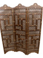 Inlay Wooden Screen Divider - WPN-014