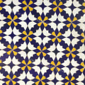 Moroccan Mosaic Floor Tile - TM045