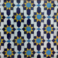 Moroccan Mosaic Tile - TM051