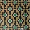 Moroccan Mosaic Tile - TM053