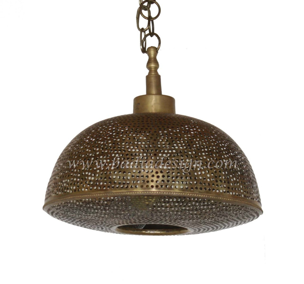 Small brass ceiling light fixture lig278 image 1 loading zoom