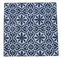 Moroccan Hand Painted Cement Tile - CT084