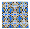 Moroccan Hand Painted Cement Tile - CT086