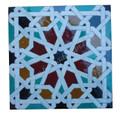 Moroccan Mosaic Cement Tile - TM060