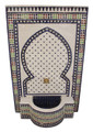 Moroccan Mosaic Water Fountain - MF642