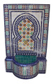 Moroccan Mosaic Water Fountain - MF645