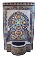 Moroccan Mosaic Water Fountain - MF657