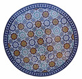 Multi Color Moroccan Mosaic Tile Table Top - MTR429