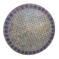 48 Inch Moroccan Tile Table Top - MTR433