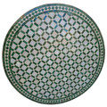 Moroccan Tile Table Top - MTR438