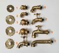 Brass Water Spigot - BSP001