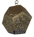 Small Brass Pendant Light - LIG374