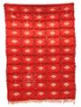 Red Moroccan Handmade Berber Rug - R873