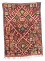 Berber Rugs Imported from Morocco - R718