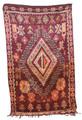 Moroccan Hand Woven Berber Rug - R714