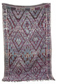 Hand Woven Moroccan Berber Rug - R754