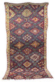 Moroccan Hand Woven Berber Rug - R906