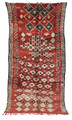 Berber Rugs Imported from Morocco - R744