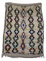 Moroccan Beni Ourain Rug - R912