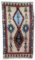 Moroccan Hand Woven Berber Rugs - R931