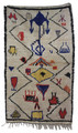 Traditional Berber Style Rugs - R939