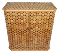 Beautiful Hand Designed Wooden Cabinet - CW-CA063