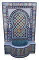 Moroccan Mosaic Tile Water Fountain - MF685